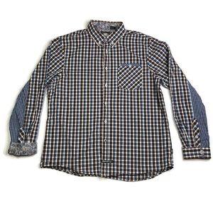 English Laundry Blaque Label Long Sleeve Shirt XL